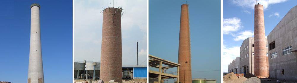 烟囱防腐钢结构部分